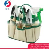 High Selling Quality 7 Pcs Garden Hand Tool Bag