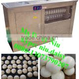 commercial pita dough making machine/small dough balls maker machine/round dough rolling machine