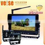 Aftermarket Machinery Parts Camera Monitor System for Farm Tractor Agricultural Equipment Vision Security