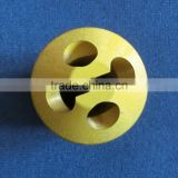 High Precision CNC processing Custom made plastic mateal Electronic components instrument parts