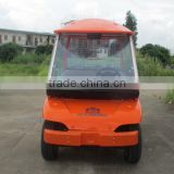 Top quality farm electric utility vehicle battery powered cheap club car