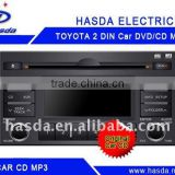 2 din LCD screen TOYOTA car cd sd usb player