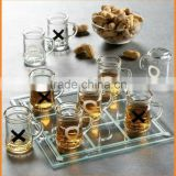 Hot Sold Tic Tac Toe drinking game Set (GYDI05020)