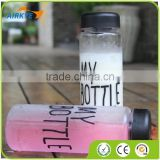 500ML capacity Sports Health Fruit Infusing Infuser Water Case Lemon Juice Make My Bottle