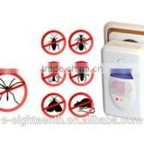 Cheap oem multiple electronic Ultrasonic Mice Spider Rats Ants mosquito Pest Repeller as seen on tv
