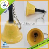 new design high quality colorful mini cow bell