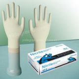Disposable Medical Blue Black Purple Nitrile Exam Gloves Malaysia