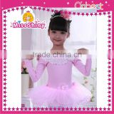 Newest girls leotard dance ballet dress skirt tutu sweet petti skirt for girl ballet tutu.