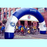 Inflatable Start and Finish Line Arch for Sports Match