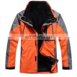 Men's spring waterproof and windproof outerdoor jacket