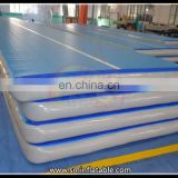 Factory Price inflatable air mat for gymnastics,airtight inflatable air track,outdoor gym equipment for sale
