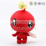 2015 Lifelike stuffed food OEM custom plush potato toys