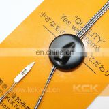 China Quality garment Seal Cord, plastic seal tag