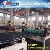 Plastic corrugated Roof Tile Making Machine Production make machine plastic recycling machinery