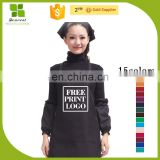 Professional Hot Sell Great Price Promotional Kitchen Apron with high quality