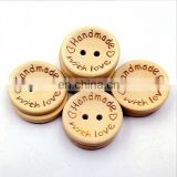 New Products Shaoxing supplier Embossed Logo resin button