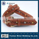 Wholesale Fashionable Classic Custom Ladies Fashion Belt