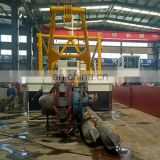 Submersible cutter suction dredger for sale
