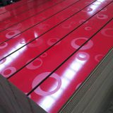 T&G Groove Melamine MDF for Decoration