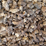 Factory Price Premium Quality Chinese Wild Dried Morel Mushroom Whole without fully stem (1-3CM)