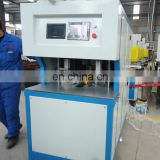 UPVC Window Making Machine / welded upvc window corner cleaning machine