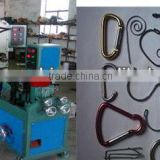 Automatic Clothes Hooks Forming machine and Threading Machine|Iron hook forming machine|Multi-functional hook making machine