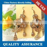W1031 China cheap teardrop earrings,teardrop earrings wholesale,crystal cheap teardrop earrings