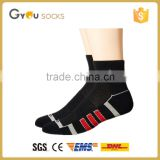 Wholesale breathable bamboo boot cotton sport socks for men sport socks