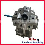 high pressure non-standard zinc aluminum alloy die casting mold small injection moulding machine