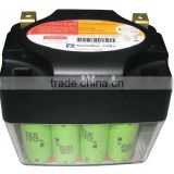 12V 7.5Ah LiFePO4 Motorcycle Starter Battery with A123 cells