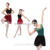 Chiffon and Lace Reversible Wrap Ballet Skirt