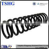 hot sale auto parts coilover spring in automotive suspension system