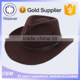 Top Selling Products 2015 100% Wool Hand Made Felt Hat in China