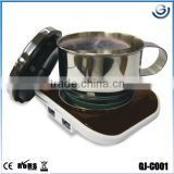 Made in China Portable USB battery coffee cup warmer wholesale