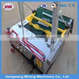 Chinese cement plastering machine /automatic rendering machine for wall                                                                                                         Supplier's Choice