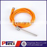 NTC thermistor sensor with waterproof temperature sensor probe