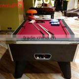 TB 8ft commerce professional export coin operated billiard game pool table                                                                         Quality Choice