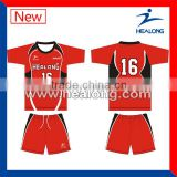 Popular Design Sports Jersey Volleyball With Reasonable Price