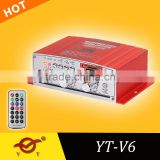 Professional amplifier tube amplifier, digital audio amplifier speaker YT-V6