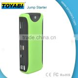 12000mAh Auto Car Jump Starter Booster Power Bank 2USB Battery Charger For Phone Dual USB Port Worldwide Insurance