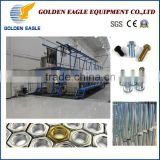 Golden Eagle New Products placge,zincage,Zinc Plating Plant Machine equipment barrels