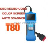 universal Japanese cras diagnostic scanner engine scan tool for Nissan,T80 automatic JOBD Scanner Tool
