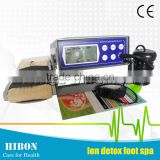 Weight Loss Feature Blood Circulation Dual Ion Cleanse Detox Foot Spa