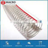 2014 Flexible Spiral Steel Wire Reinforced PVC Hose
