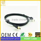 Top selling awm 20276 high speed hdmi cable up to 10 meters