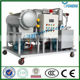 DYJC Online Turbine Oil Recycle Machine (Dehydration Twice By Vacuum And Special Filters)