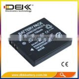 Rechargeable Li-ion Camera Battery for PANASONIC DMW-BCE10/CGA-S008E