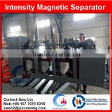 coltan ore separator high intensity dry magnetic separator with 3pcs disc
