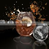 DKK-B065 Silicone Ice Ball Maker - Sphere Ice Ball Mold BPA Free Round Ice mould tray for whisky , cocktail