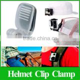 GP186 Travel Quick Cap Head Chest Strap Helmet Clip Clamp Mount Head Quick Clip for Go Pro Accessories Hero3 2 1 3+ Sj 4000